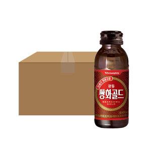 [20+12%] 광동 쌍화골드 100ml 100병