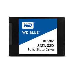 Western Digital WD Blue 3D SSD 500GB