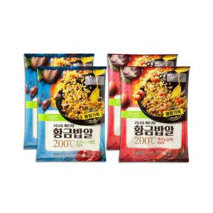 풀무원 황금밥알 볶음밥 혼합 4봉(8인분)