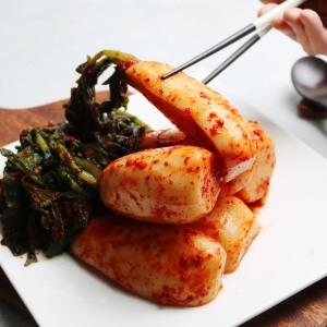 율스키친X여수 총각김치/알타리김치 2kg
