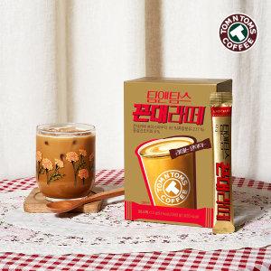 탐앤탐스 꼰대라떼 커피믹스 30P 2개
