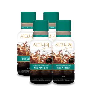 [쟈뎅] 시그니처 로얄 헤이즐넛 1.1L x12pet/커피
