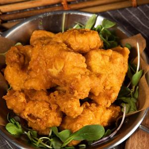 집안에서 간편하게 먹는 가라아게2kg(1kgx2)