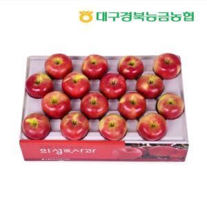 농협 첫 출하 빨간 햇 사과 3kg 17과내(소과)
