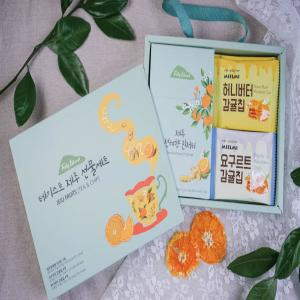 제주 FRUIT TEA AND CHIP 선물세트