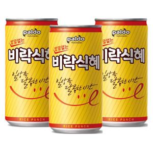 팔도 비락식혜 175ml 30캔+15%