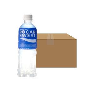 [동아오츠카] 포카리스웨트 500ml PET 20개 (1박스) 무료배송