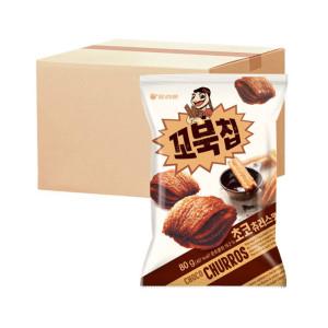 초코 츄러스 꼬북칩80gx12개(박스)