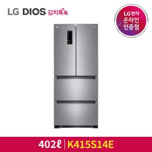 LG 디오스 스탠드형 김치냉장고 402L 1등급