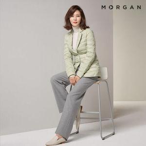 20FW MORGAN 모르간 경량 구스다운 재킷