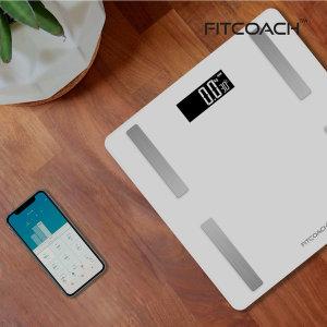 핏코치 Scale BFSC15 체지방 블루투스 체중계