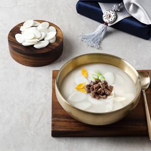 [10%]우리쌀떡국떡1kg+1kg/국내산쌀100%