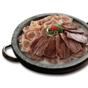 김하진 우족 도가니탕 600g 10팩+수육 세트