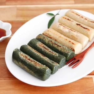 구워먹는 가래떡 (1kg)+(1kg) 국산쌀 떡 떡국