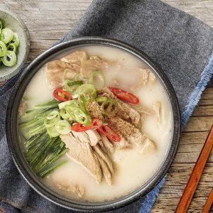 다돼지 수육 국밥 +깍두기