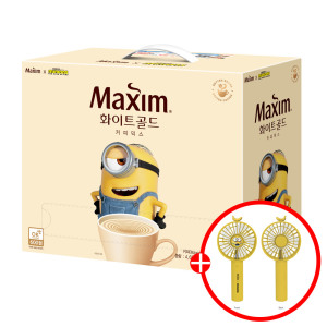[맥심] 맥심 화이트골드 400T 커피/커피믹스/쿠폰가 36900