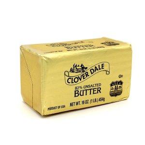 클로버데일 버터 454g /유크림100% 천연무염