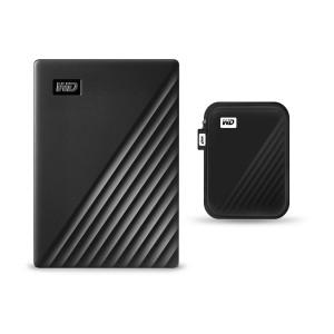 [웨스턴디지털] WD NEW MY PASSPORT 4TB 블랙 외장하드