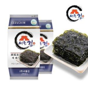 맛있는 서울김 재래 도시락김 48봉