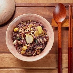 [빅마마] 빅마마 이혜정의 수제 영양밥 120g 20팩 개별소포장 간편 한끼