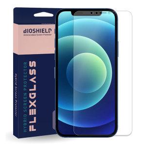 [바이오쉴드] 15%쿠폰  아이폰12 mini 미니 강화유리 액정보호필름