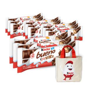 킨더부에노 초콜릿 T2 12봉+증정
