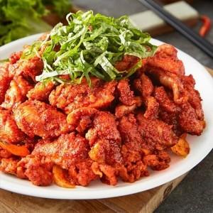 [춘천직송] 국산닭 봄내춘천닭갈비 1kg 2팩