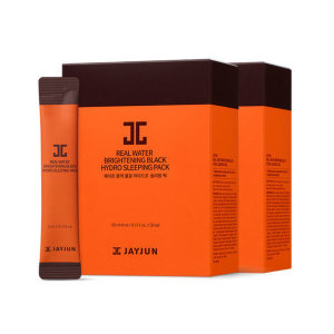 [30%]제이준 블랙 물광 슬리핑팩 30매 2팩