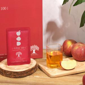 NFC저온착즙 영주마실 사과즙 3박스