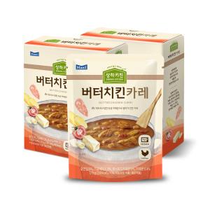 [15%] 신상! 상하 버터치킨카레 170g 6팩