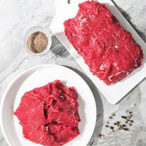 1등급 한우 선물세트 1kg(불고기+국거리)