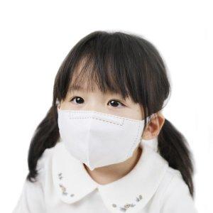 킨즈 아기와나 우리가족 KF80 초소형 소형 마스크 50매 어린이 유아용 (KEENZ00595)