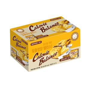 칼로리바란스 치즈 10개입 760g
