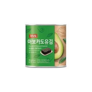 (15%)아보카도유 캔김 30g x 5개
