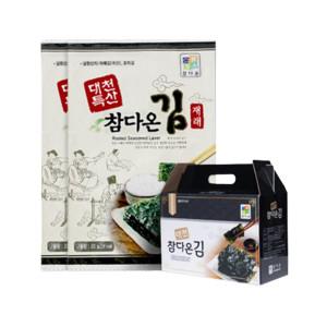 [대천김] 대천참다온김/김세트1호(전장김10봉)