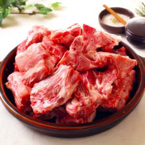 가야촌 한돈 돼지등뼈 2kg 특가 세일찬스
