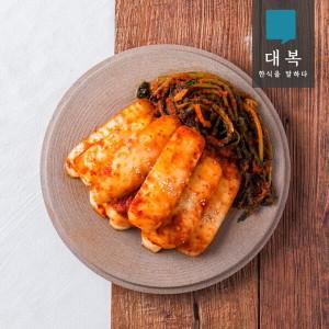 [대복] (현대Hmall)대복 총각김치 5kg (꽃게육수로 시원하고 아삭한 맛)