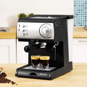 [위즈웰] DL-310 커피머신 커피메이커 에스프레소머신 스팀