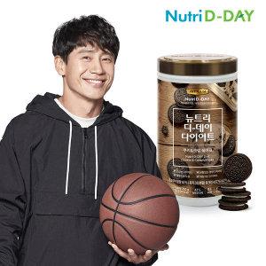 [뉴트리디데이] 다이어트 쉐이크 쿠키앤크림 750g+쉐이크컵 (증정)