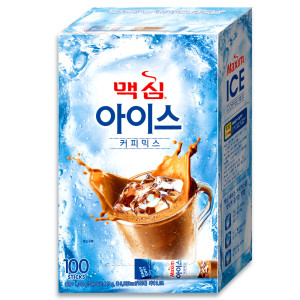 [맥심] 아이스믹스 100T 커피믹스 +10T