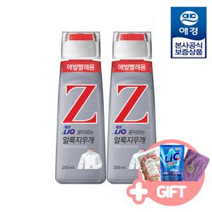 [리큐] 리큐 제트 얼룩지우개/부분세척제 200ml 2개