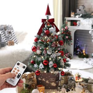 크리스마스 1.3m트리 풀세트+사은품 3종