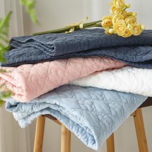 (보드래) 침대패드 침대커버 카페트 알러지케어