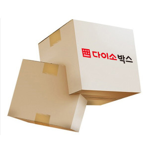 [다이소]공식판매처/택배박스/봉투/로고인쇄/당일발송/소량