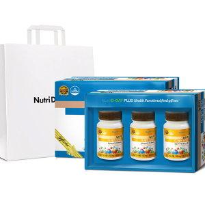 [뉴트리디데이] 뉴트리디데이 비타민 칼슘 6개월분 세트+쇼핑백