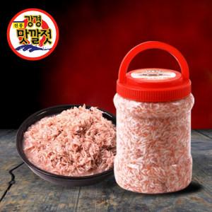 우리네농산물 강경황토 새우젓 추젓 2kg /2020햇새우젓