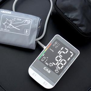 [CAS] 카스 혈압계 MD2540+전용아답터+혈압수첩/부정맥측정
