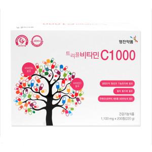 영진약품 트리플 비타민C1000 200정 영양제