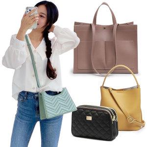 PVC가방/여름가방/투명가방/여행가방/비치백