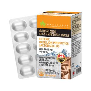 캐나다 100억유산균 프로바이오틱스 60캡슐